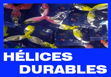 Hélices Durables